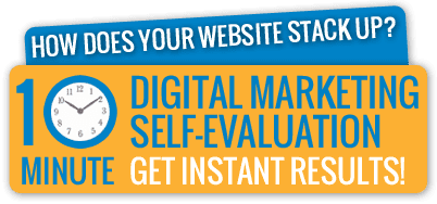 Digital Marketing Self-Evaluation