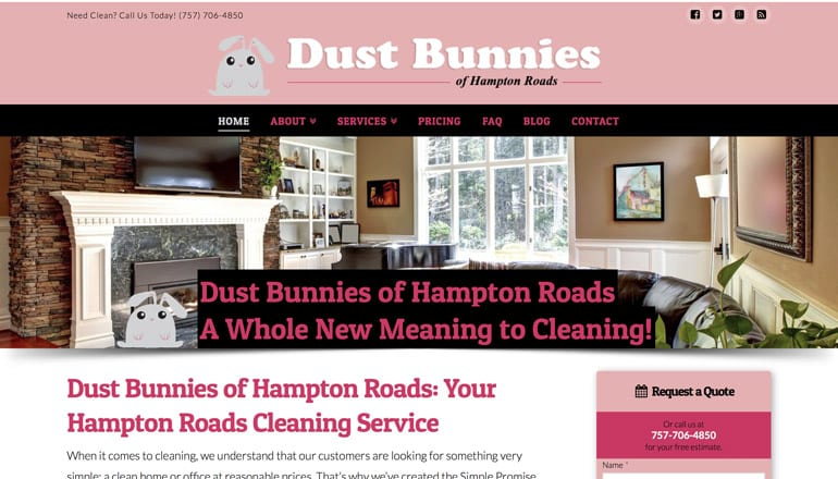 Website Design Williamsburg VA