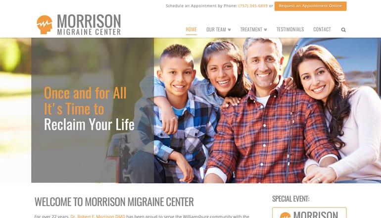 Home - Morrison Migraine Center