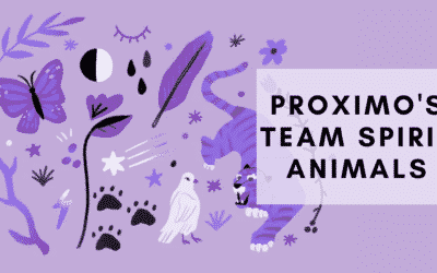 Proximo's Team and Their Spirit Animals